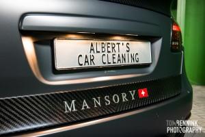Mansory Porsche Cayenne